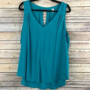 Blue Tank from Old Navy